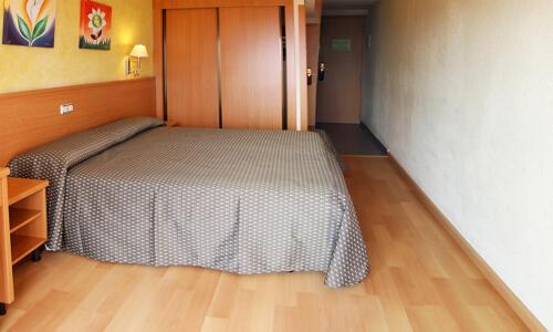 Foto de una habitación de Hotel Samba