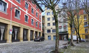 """Foto del exterior de """"Hotel Pamplona Catedral (ex Puerta Del Camino)"""""""