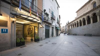Foto del exterior de Hotel Real Segovia