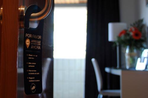 Foto de una habitación de Sercotel Gran Hotel Zurbarán