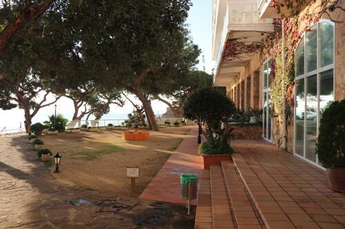 Foto del exterior de H·TOP Caleta Palace