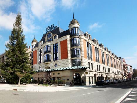 Foto del exterior de Silken Ciudad de Vitoria
