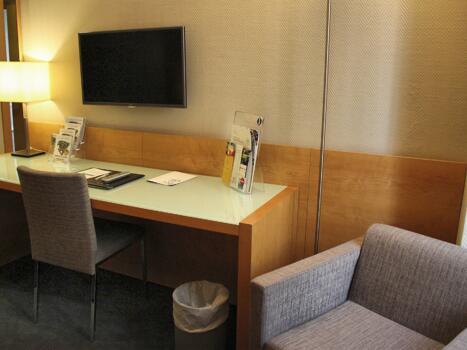 Foto de una habitación de Silken Ciudad de Vitoria