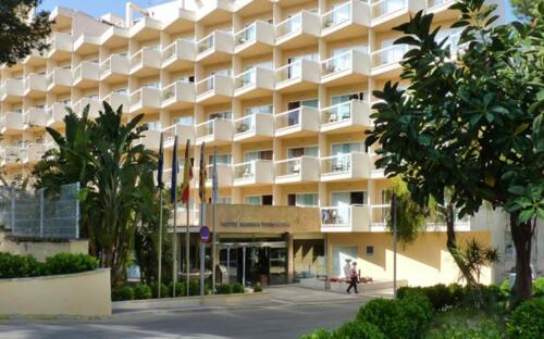Foto del exterior de Aluasun Torrenova