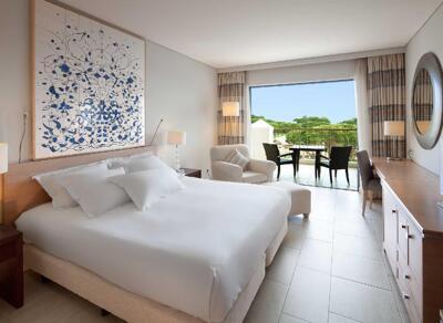 Foto de una habitación de Hilton Vilamoura As Cascatas Golf Resort & Spa