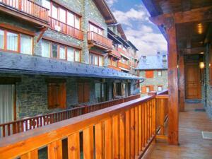 """Extérieur de l'hôtel - """"Apartamentos Ona Club Dorada El Tarter"""""""