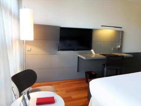 Foto de una habitación de Hotel Reina Petronila