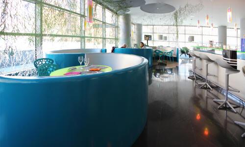 Foto de restauración de Hotel Reina Petronila