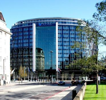 Foto del exterior de Park Plaza Westminster Bridge London
