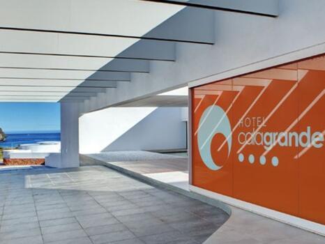 Exterior – Hotel Spa Calagrande Cabo de Gata