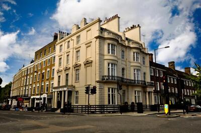 Extérieur de l'hôtel - Brunel Hotel