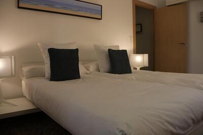 Foto de una habitación de Hotel Nou Roma