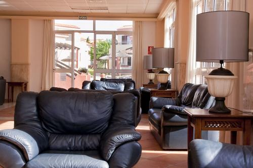 Foto delle aree comuni da Aparthotel Nuramar