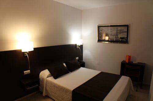 Foto de una habitación de Hotel Marfany