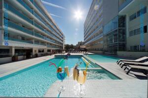 """Foto del exterior de """"4R Salou Park Resort II"""""""