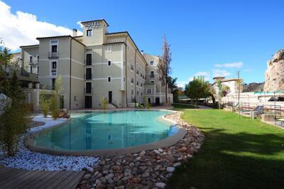 Foto del exterior de Hotel Balneario Alhama De Aragón
