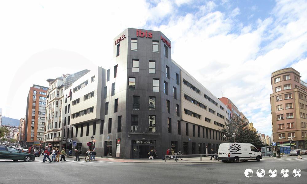 Hotel Bilbao Ibis