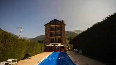 Foto del exterior de Hotel La Planada