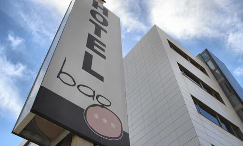 Foto del exterior de Hotel Bag