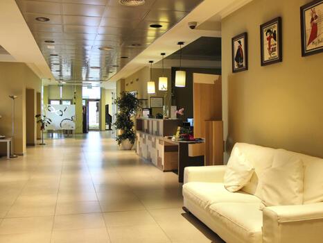 Foto de las zonas nobles de Hotel Bag