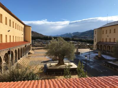 Foto del exterior de Albergue Pirenarium