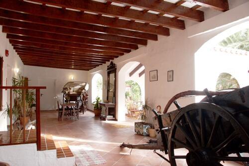 Foto degli esterni Casa Agroturismo Matxani Gran