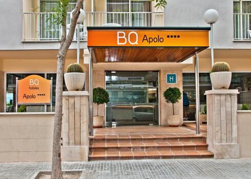 Foto del exterior de Hotel BQ Apolo