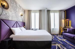 """Foto de una habitación de """"Ibis Styles Paris Mairie De Clichy"""""""