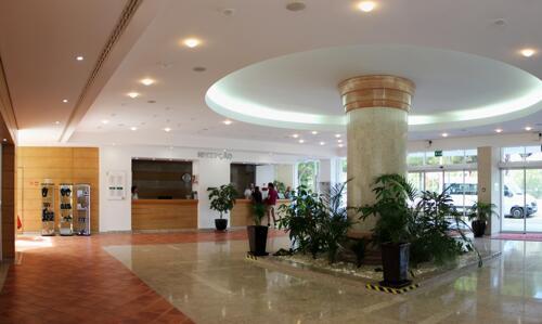 Foto de las zonas nobles de Alpinus Algarve Hotel