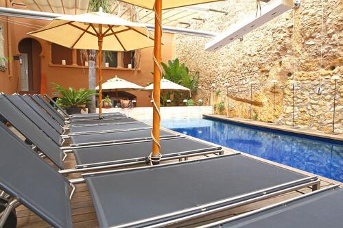 Ausstattung - Hotel Gran Claustre