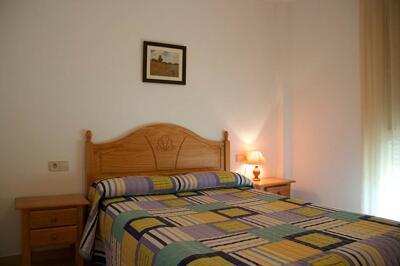 Foto de una habitación de Apartamentos Residencial Bovalar