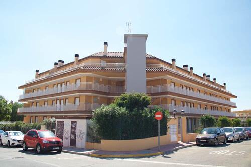 Foto del exterior de Apartamentos Residencial Bovalar