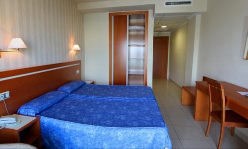 Foto de una habitación de Hotel Don Pablo