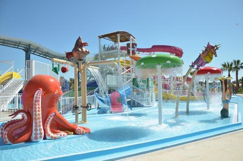 Foto do exterior - Aquashow Park Hotel