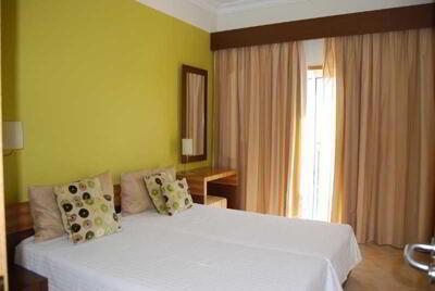 Foto de una habitación de Aparthotel Lagunamar