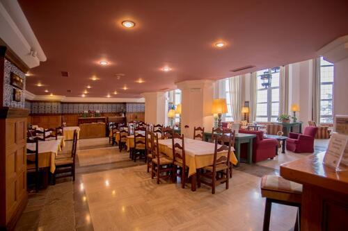 Foto do restaurante - Aparthotel Trevenque