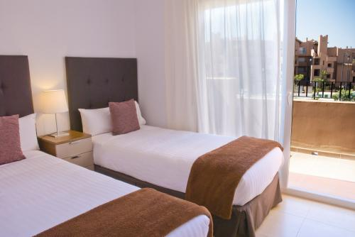Chambre - Apartamentos The Residences at Mar Menor Golf Resort