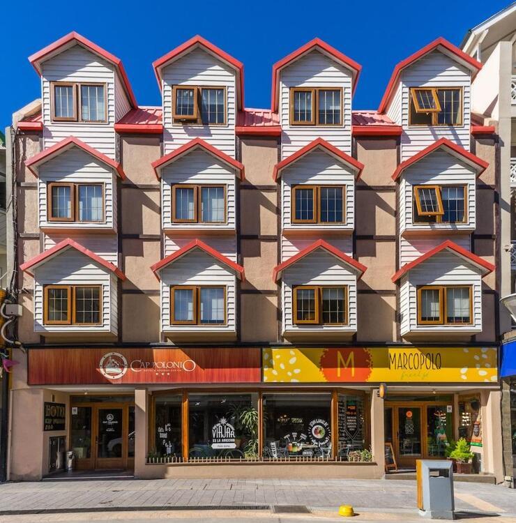 Hotel Cap Polonio, Ushuaia - Centraldereservas.com