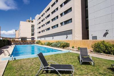Foto del exterior de Villa Alojamiento y Congresos - Villa Universitaria