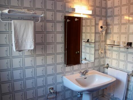 Foto del baño de Hotel Les Fonts