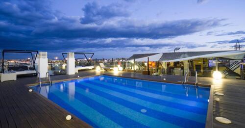 Ausstattung - Hotel Málaga Nostrum