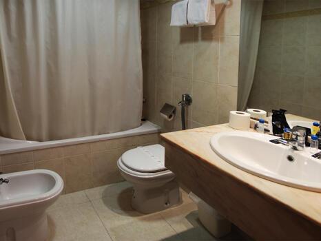 Foto del baño de Gran Hotel Peñiscola