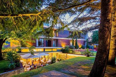 Foto del exterior de Hotel Jaizkibel