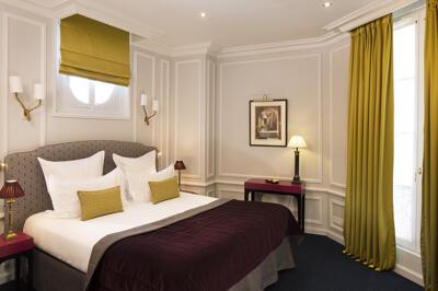 Room – Hotel Bourgogne & Montana