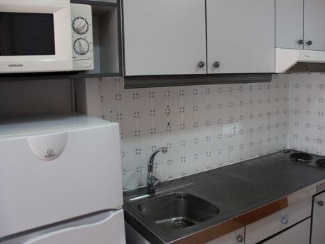 Foto de una habitación de Apartamentos Mar Blau Calella