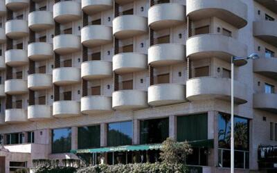 Foto del exterior de Hotel NH Luz Huelva