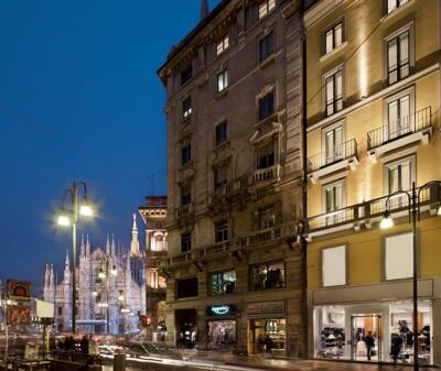 Foto del exterior de Hotel Una Maison Milano