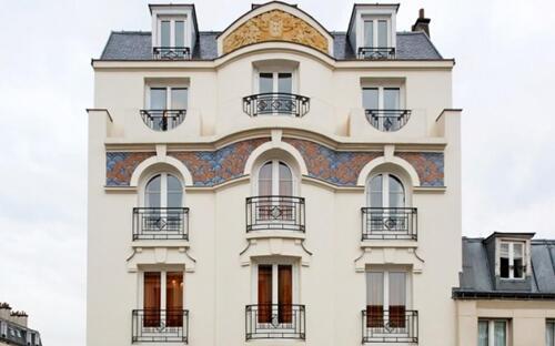 Foto del exterior de Timhotel Tour Montparnasse