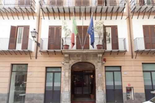 Exterior – Hotel Palazzo Sitano