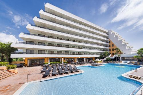 Foto degli esterni Hotel Tropic Park